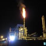 Biomassa vergassinginstallatie