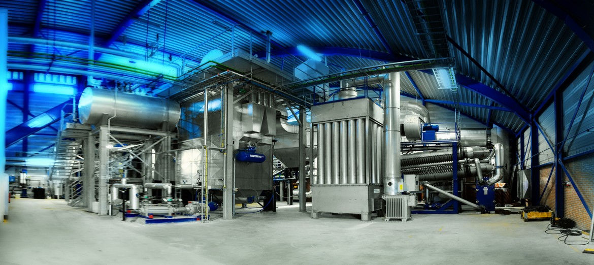 HoSt will build a biomass power plant in Eindhoven | HoSt