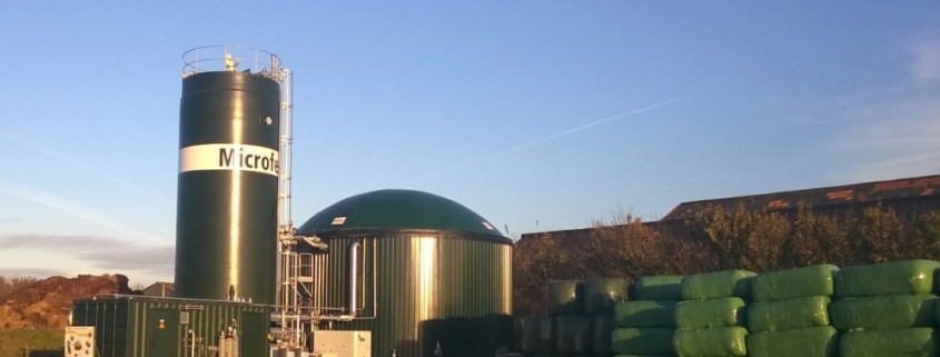 Microferm-biomethane