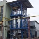 Vergassing biomassa