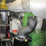 Warmtekracht koppeling Microferm
