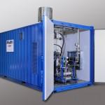 Component biogas plant HoSt