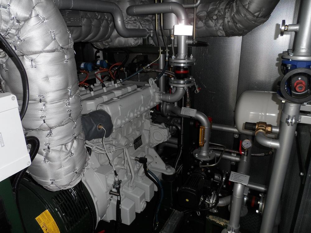 WKK unit 65 kW
