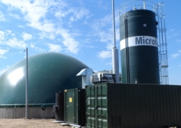 Small scale biogas plants