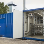 Biogas Upgrading container
