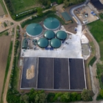 Biogas plant overview