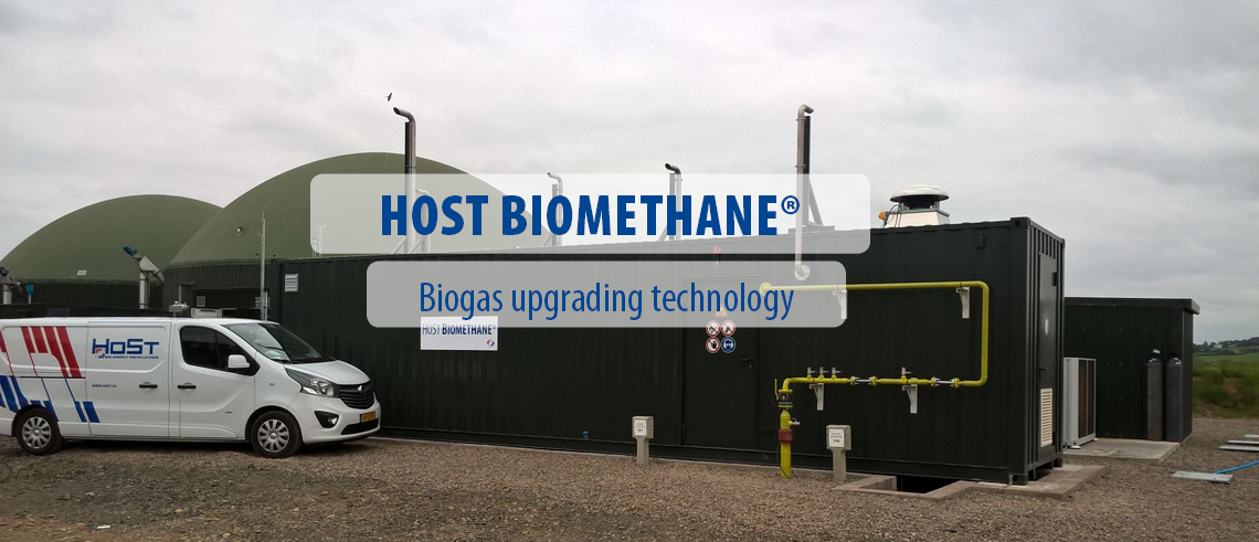 HoSt Biomethane®