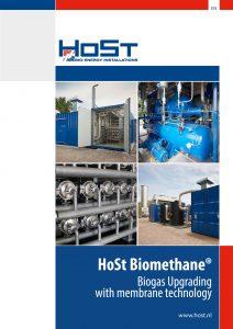 HoSt Biogas Upgrading