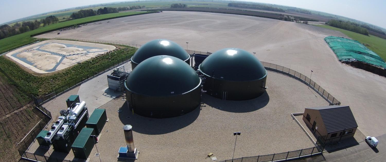 Agrarische Biogasinstallaties