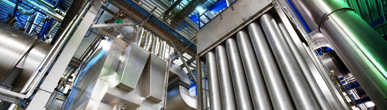 Biomass fired boilers - Water tube steam boiler | HoSt