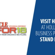 HoSt exhibits at BioCycle