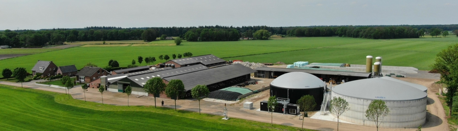 Project reference: Merselo, the Netherlands | Mono Manure