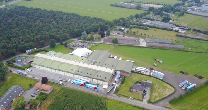 HoSt gaat Organic Nutrition Centre's Bio-energiecentrale bouwen: Verduurzaamt Grootschalige Champignonkwekerij