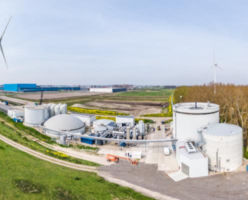 Wabico energieterugwinning & recycling