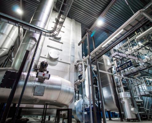Bioenergy Plant Andijk with HoSt NONOx Technology