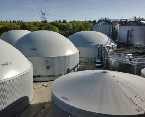 HoSt and Birch Solutions sign Exclusive Partner Agreement for Biogas Technology Deployment in the UK